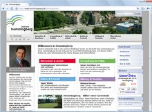 Screenshot hommingberg.de
